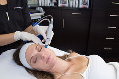 Egea Spa: Advanced Skin Care - HydraFacial