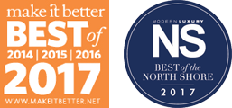 Egea Spa Make It Better & North Shore Best of 2017