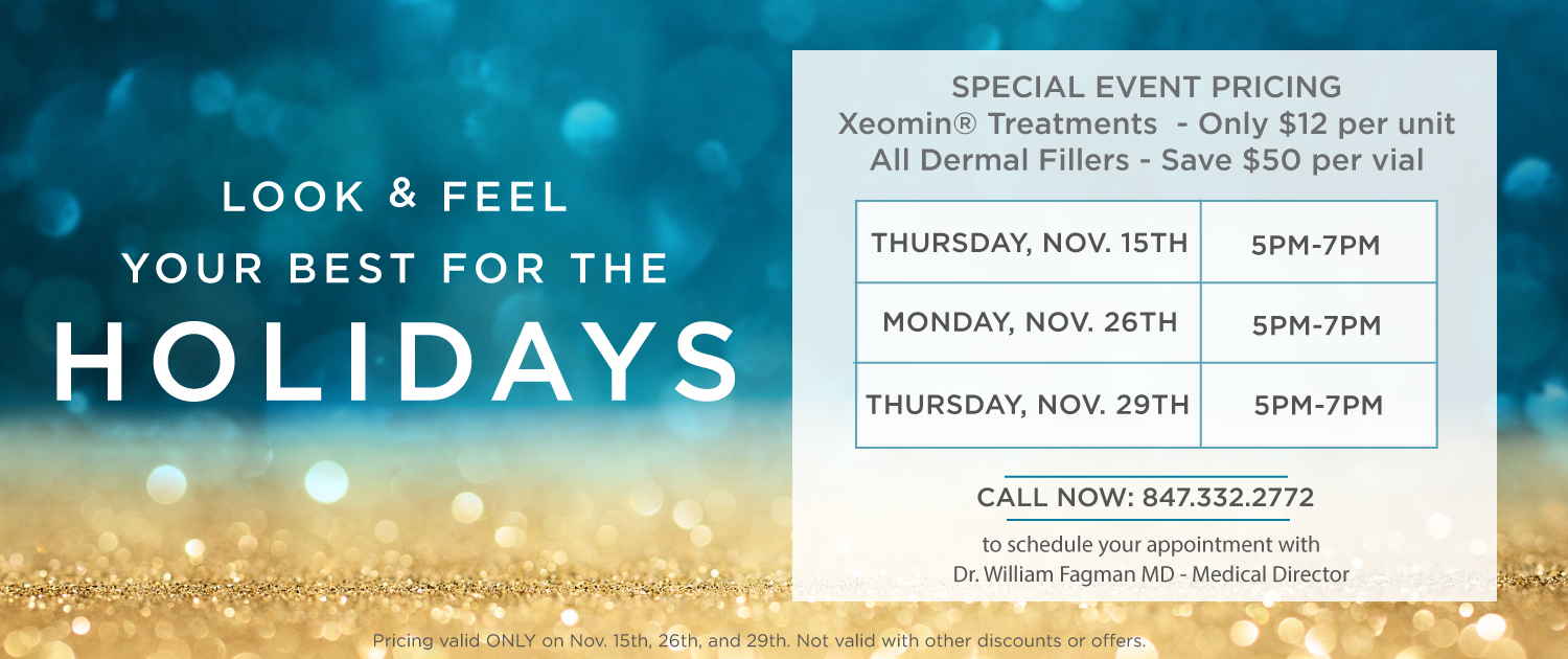 Egea Spa: Special Pricing - Xeomin Treatments & All Dermal Fillers